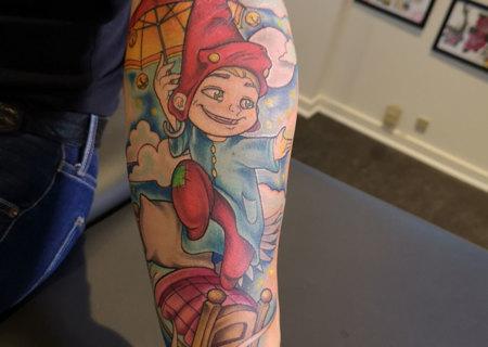 Dann meinen treffe ich tattoo dort vater Der 13te