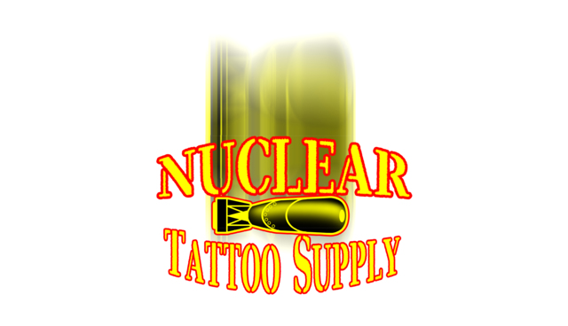 NUCLEAR TATTOO SUPPLY Logo