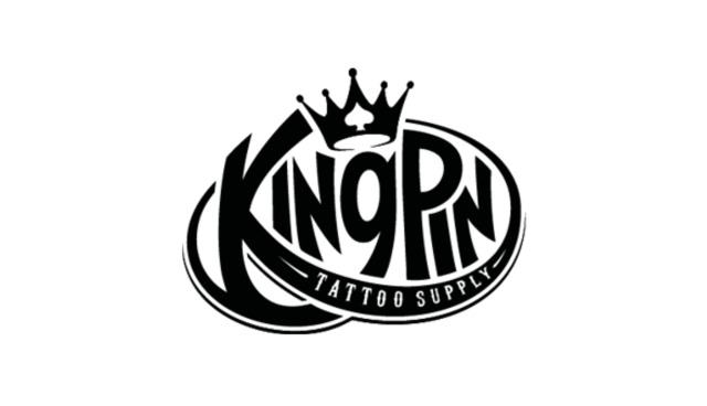 KINGPIN TATTOO SUPPLY Logo