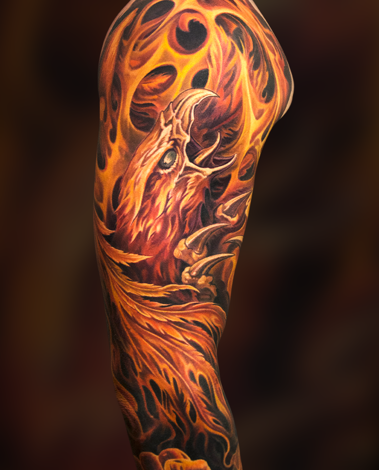 Cheyenne Tattoo Artist Yan Vilks